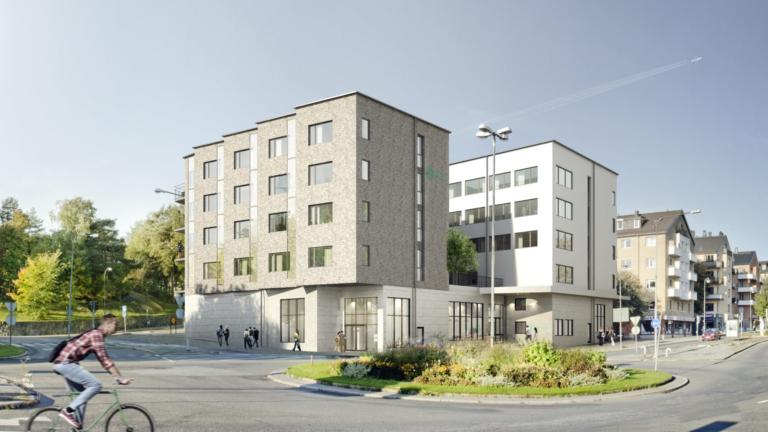 Villa Tule i Sundbyberg ByggPartner