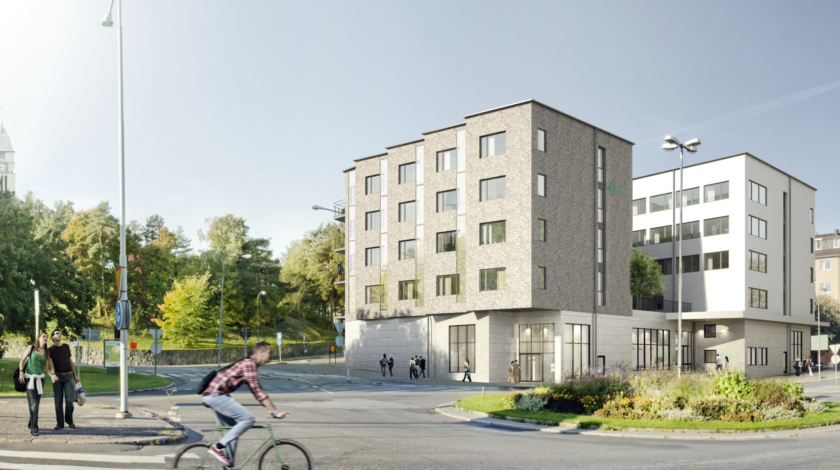 Äldreboende Villa Tule Sundbyberg ByggPartner