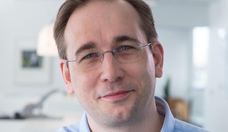 Fredrik Leo vd för ByggPartner