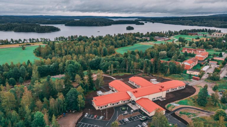 Solgården Smedjebacken Byggpartner partnering