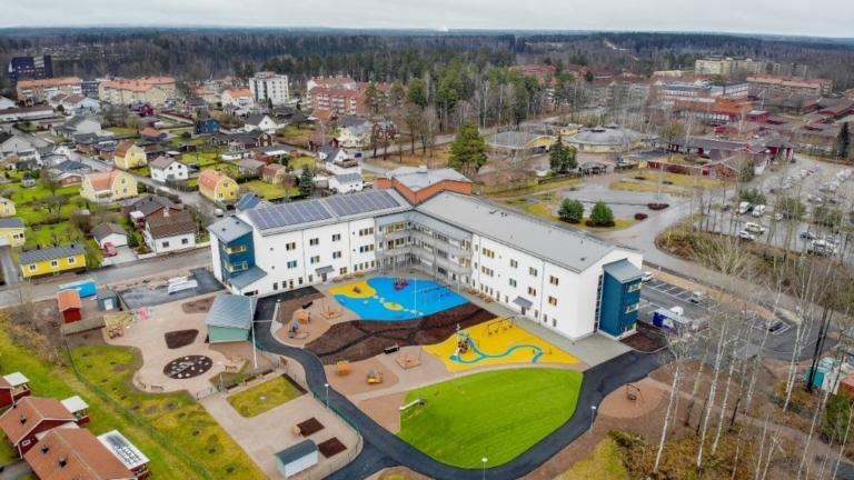 Baldershage Avesta Byggpartner partnering förskola