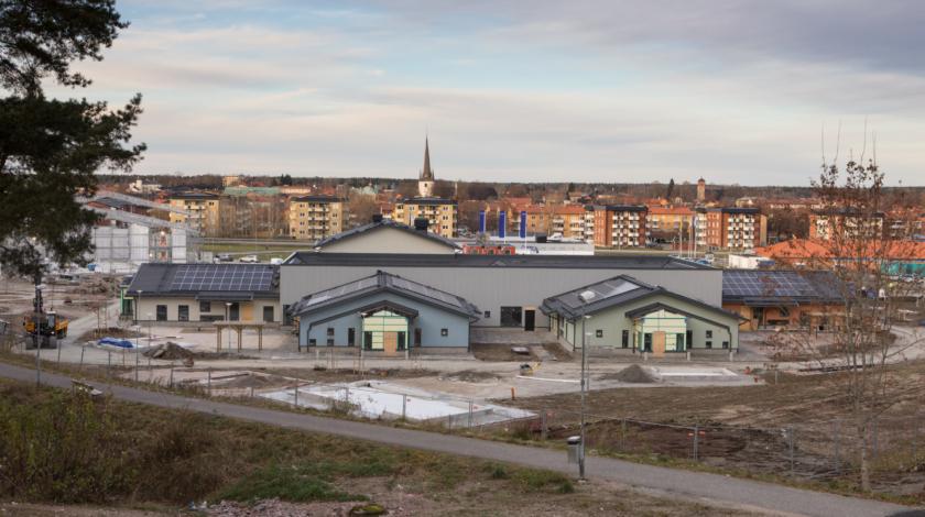 Förskolan Skogsgläntan Arboga Byggpartner partnering