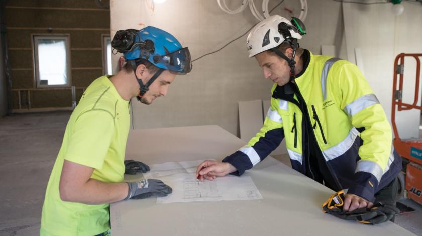 Åspegeln Arboga kommun ByggPartner partnering
