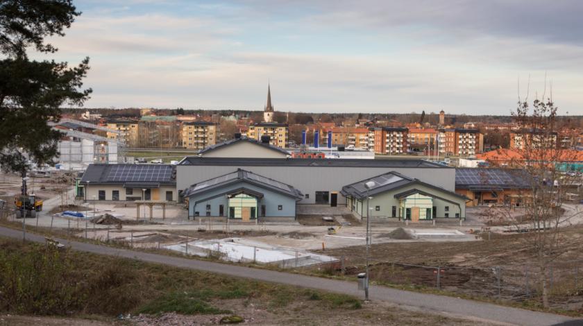 Skogsgläntans förskola Arboga kommun ByggPartner